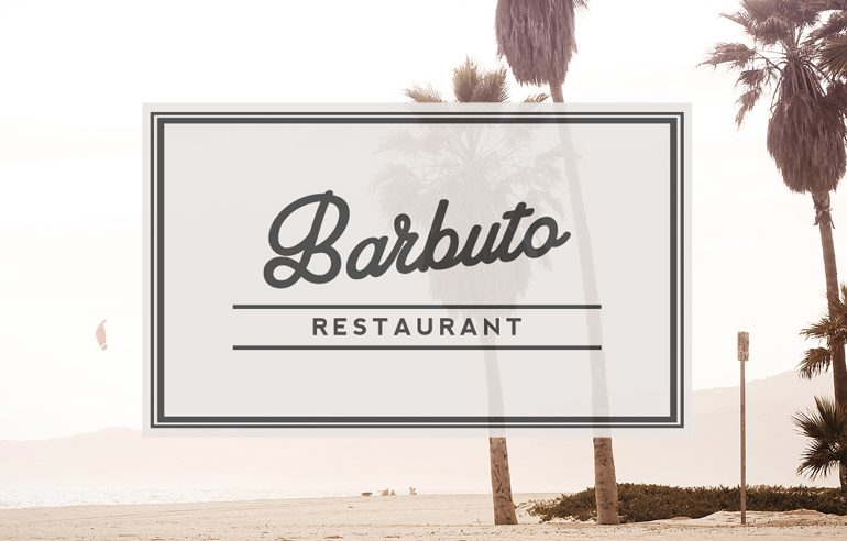Rebranding & Website for Barbuto Restaurant