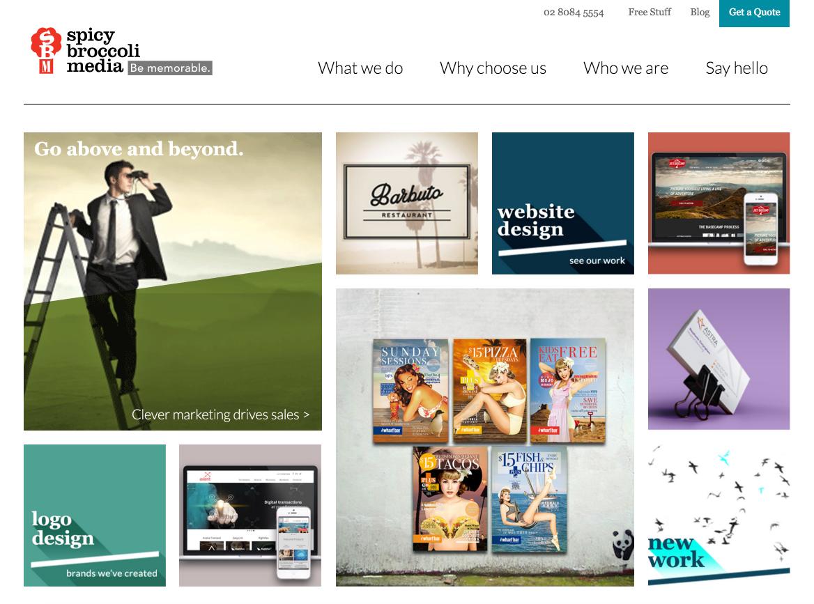 Top 5 website design trends