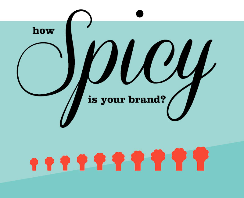 How Spicy Is Your Brand?