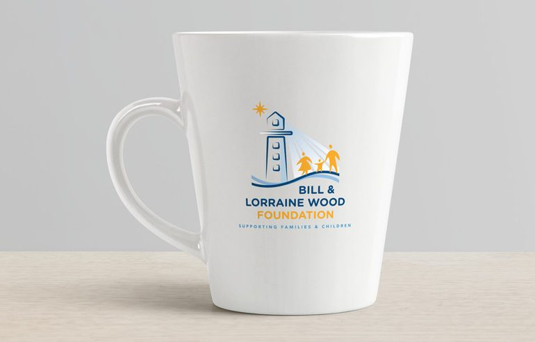 Branding for the Bill & Lorraine Wood Foundation