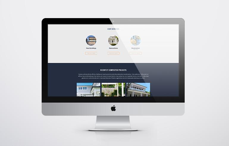 Website Design for Diamond & Lambert