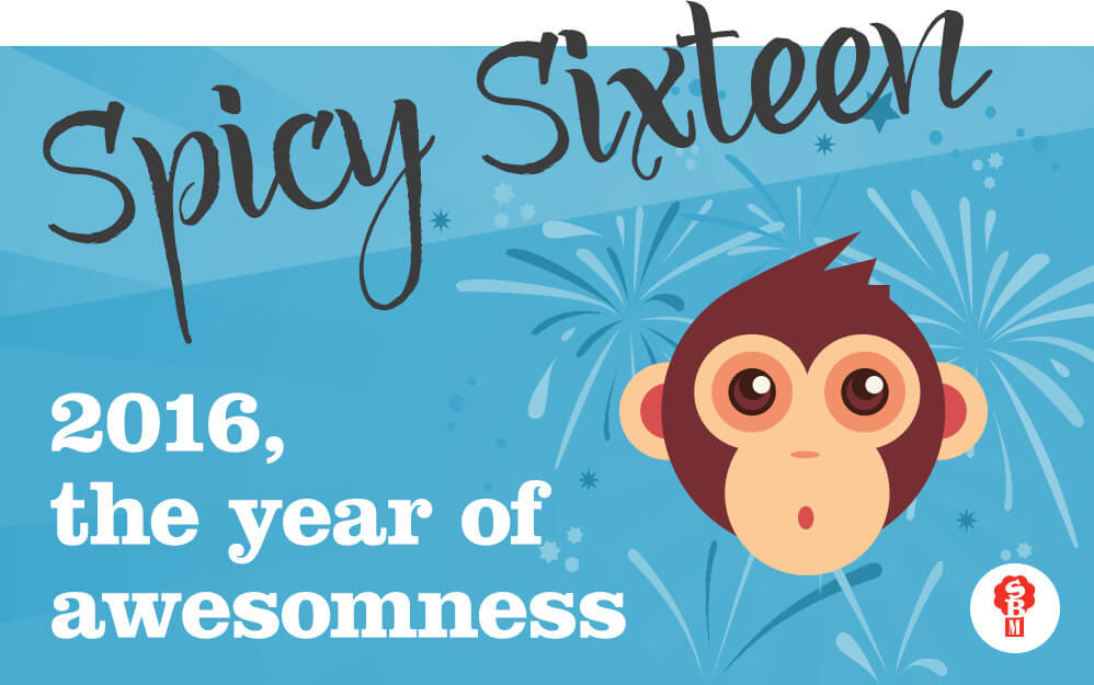 The Year of Awesomeness