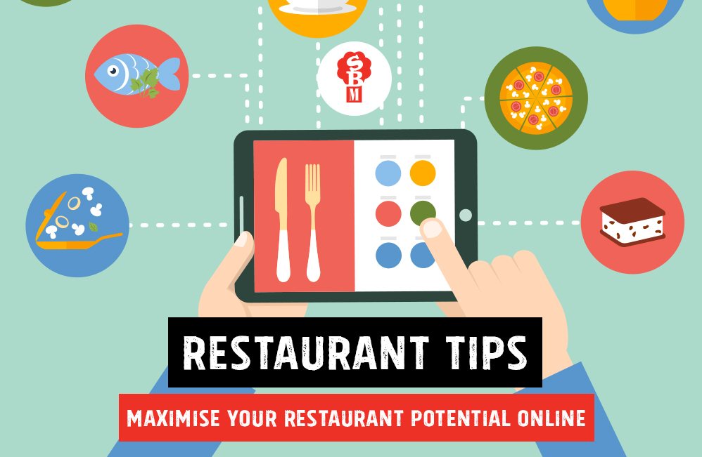 Maximise your restaurant potential online