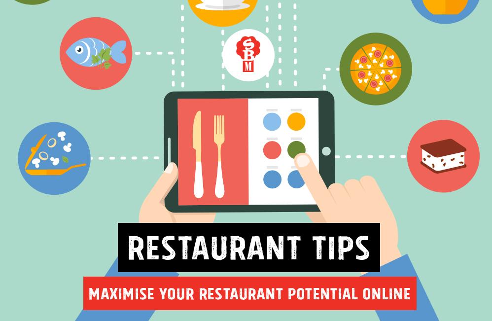 Maximise your restaurant potential online
