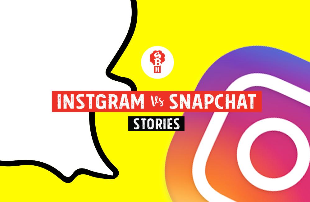 Instagram vs. Snapchat Stories