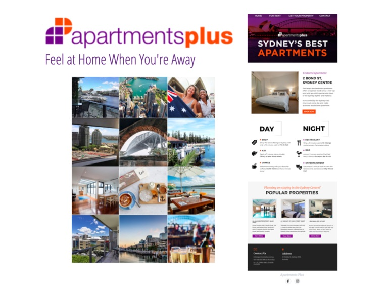 Marketing for Apartments Plus