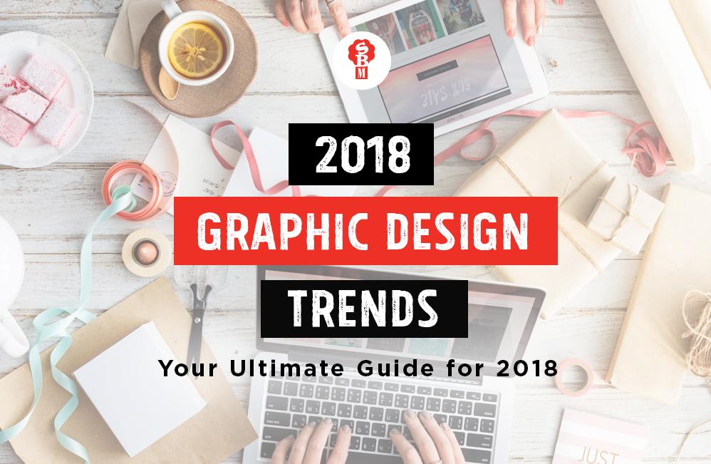 Graphic Design Trends 2018