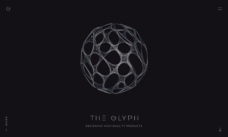 The Glyph website