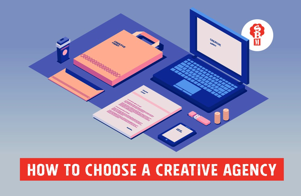 SIX ways to choose a creative agency, the must have check list…