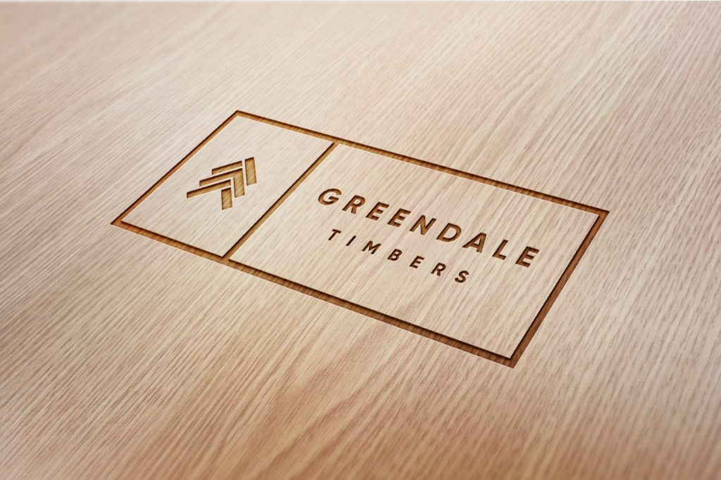 Greendale Timbers - Logo Design Manly