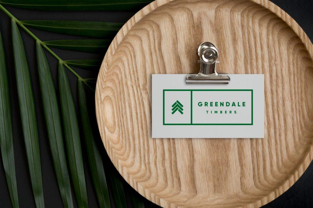 Greendale Timbers - Logo design Northern Beaches