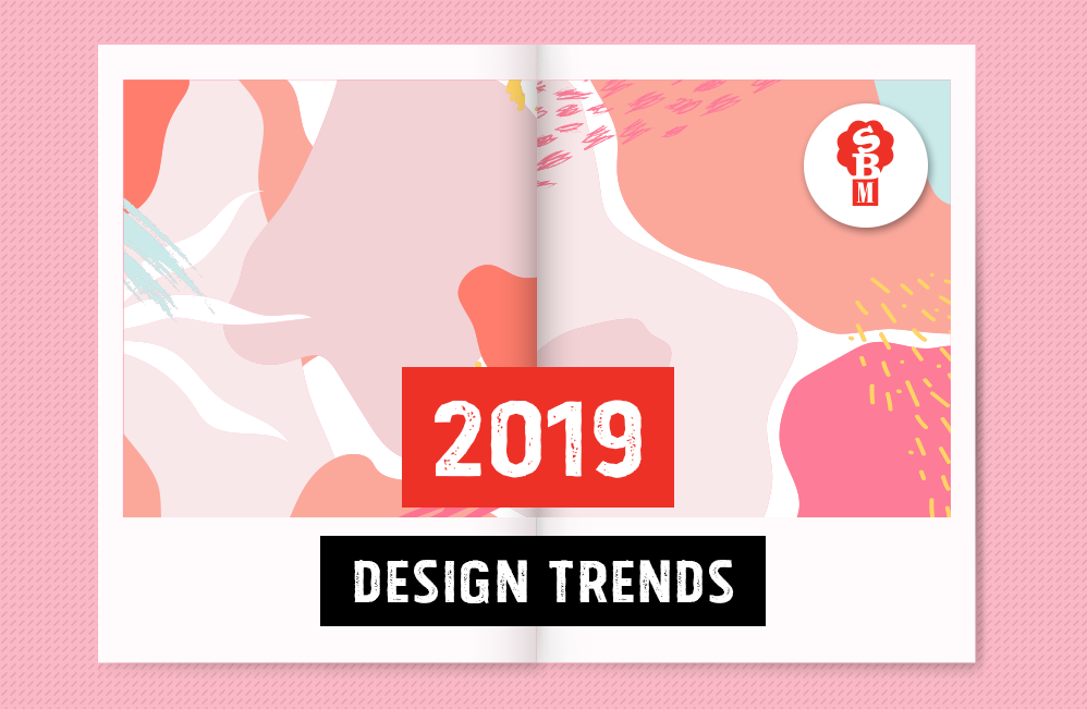Top 5 Graphic Design Trends for 2019  // Plus bonus!