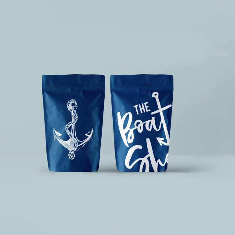 Branding for The Boat Shed