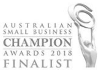 Australian Small Business Champion - 2018