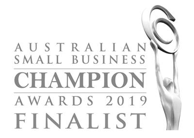 Australian Small Business Champion - 2019