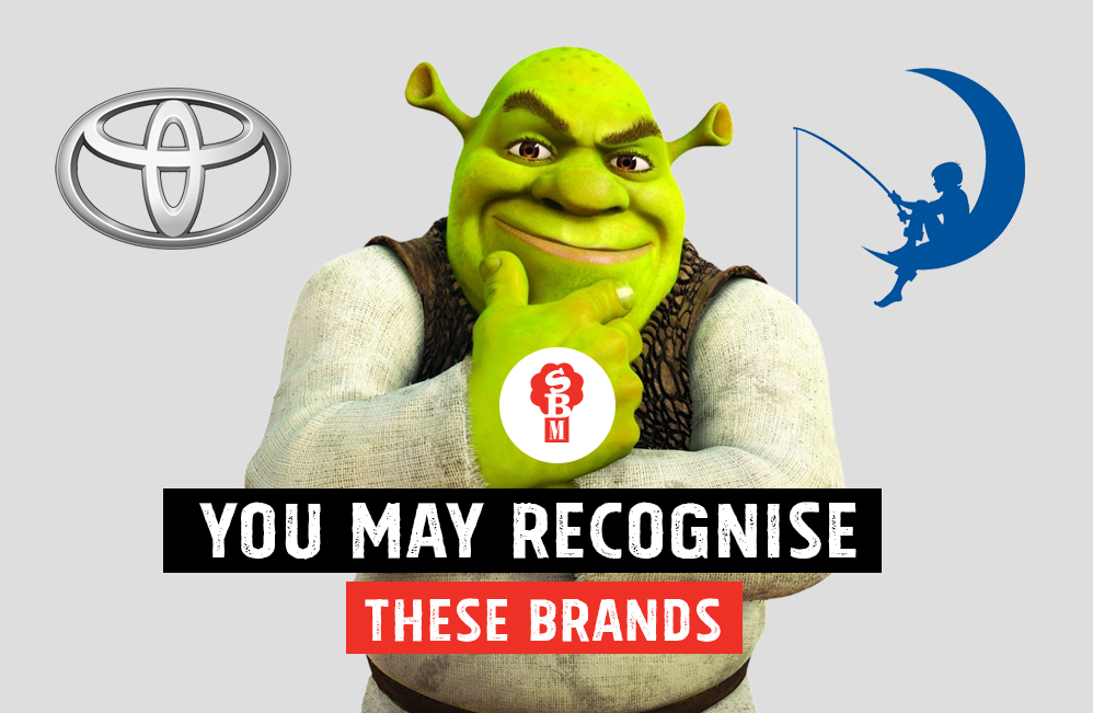 Heads up, you may recognise these brands… Awesome Graphic Design Sydney!