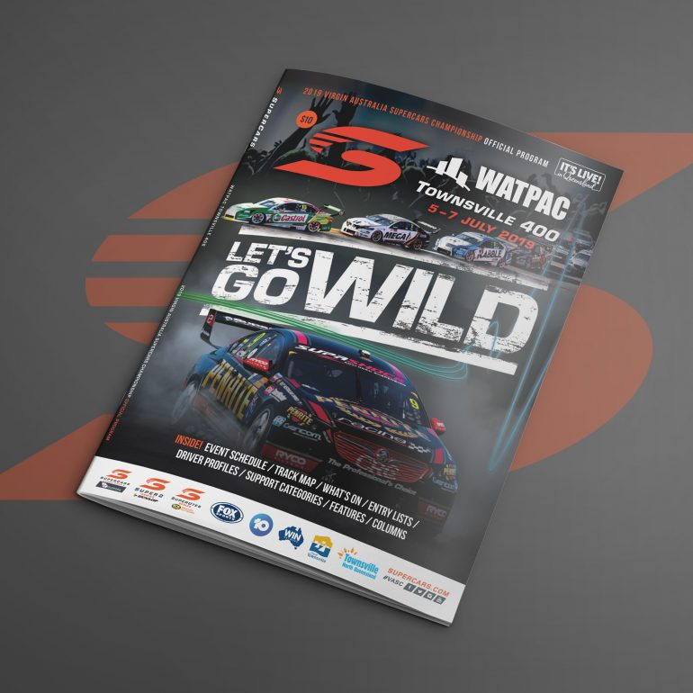 Brochure Design for Supercars